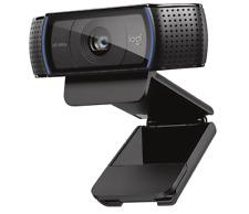 Logitech C920 HD Pro Webcam SOFORT LIEFERBAR