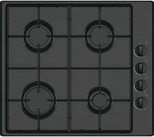 , Essentials Cghobb 16 Gas Hob-Black