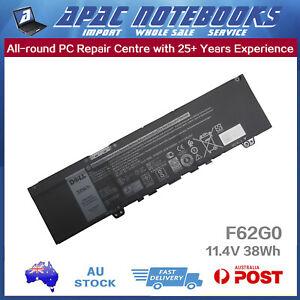 Genuine F62G0 Battery for Inspiron 13 5370 7370 7373 7380 7386 Vostro 5370