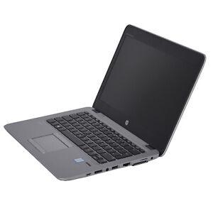 HP Elitebook 820 G3 Notebook i7-6600U 2,6GHz 8GB Ram 256GB SSD Windows 10 Pro