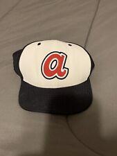 Mens Atlanta Braves Hat New Era Size 7