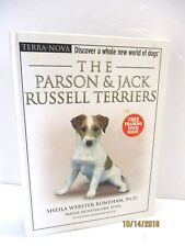 The Parson & Jack Russell Terriers by Sheila Webster