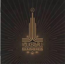 RAMMSTEIN - VOLKERBALL (2006) CD+DVD Jewel Case+FREE GIFT Till Lindemann Landers