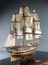 UK Enterprise Sailing Ship Papler Model Do It Yourself DIY