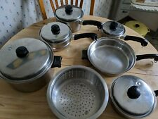 SALADMASTER T304S 5 Star Cookware Set with 12 pieces
