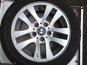 """BMW 3 SERIES E90 E91 2005-2011 16"""" ALLOY WHEEL 6775595  #BMW 129"""