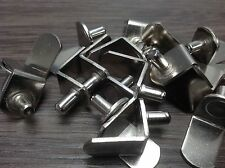 16 X Steel Shelf Support Pin - Suit 5mm Hole