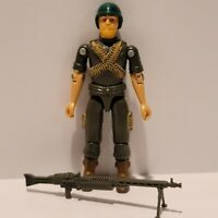 G.I. Joe ARAH 1982 ROCK & ROLL v1 Straight Arm COMPLETE Action Figure NICE+++!!!