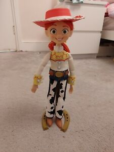 Disney Toystory Jessie Interactive Doll Toy With Stand