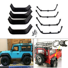 RC 1/10 Scale Crawler Fender Flares for Axial SCX10 RC4WD Gelande D90 D110 Shell