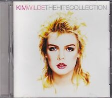 KIM  WILDE - THE HITS COLLECTION - CD - NEW -