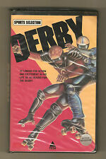 DERBY 1971 (Prism Entertainment) Roller Derby BIG Box clamshell vhs Never on DVD