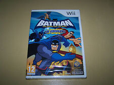 Batman The Video Game Wii **New & Sealed**.