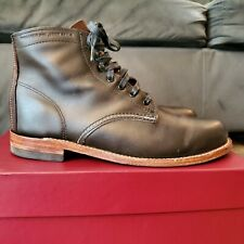New listing Wolverine 1000 Mile Boot size Us 8.5D, Charcoal Chromexcel