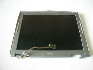"""Display Dell Latitude D505 15 """" LCD+Frames +Hinges +Cables"""