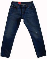 Levi's Cotton Mid-Rise Straight Leg Jeans for Women