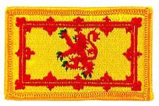 Patch écusson brodé Drapeau ECOSSE ROYAL ECOSSAIS FLAG Thermocollant  Blason