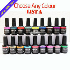 ARTISTIC NAIL DESIGN Colour Gloss Soak Off UV LED Gel Polish 15ml 0.5oz * LIST A