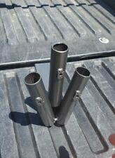 Mini Hitch Mount Flagpole Holder - 3 flag pole