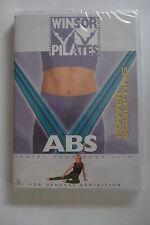 WINSOR PILATES # ABS POWER SCULPTING (AUSSIE SELLER)  NEW  SEALED [REGION 4]