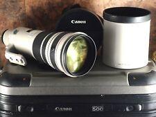 Canon EF 500mm f/4 L IS USM Lens - Near-Mint