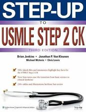 Step-Up: Step-Up to USMLE Step 2 CK by Brian Jenkins, Michael McInnis, Jonathan