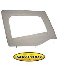Smittybilt Passenger Door Skin w/ Frame 88-95 Jeep Wrangler YJ 89511 Gray