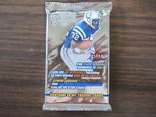 2000 Metal Football Factory Sealed Hobby Pack Tom Brady Rookie Card Year 10cards