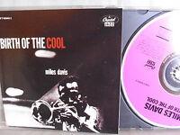 Miles Davis- Birth of the Cool- COLUMBIA USA 1989