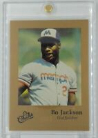 1986 86 Baseball America Minors Memphis Chicks Gold Bo Jackson Rookie RC #28