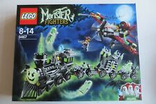Sealed New Lego Monster Fighters 9467 The Ghost Train. Box has a sticker