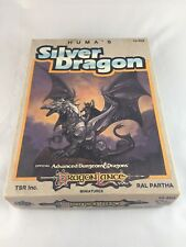 Ral Partha Ad Dungeons & Dragons DragonLance Humans Silver Dragon 10-503