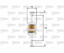 VALEO Fuel filter 587005