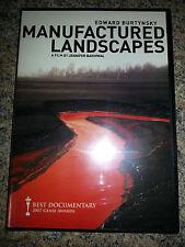 Manufactured Landscapes DVD Region 1-New & Sealed
