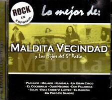 MALDITA VECINDAD Y LOS HIJOS DEL 5TO PATIO - LO MEJOR - CD