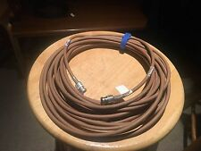 Word Clock Video Cable BNC Terimnated 35 Ft.