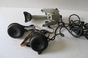 MARINE TELEPHONE SET  TSC-M-6  RUSSIAN  NAVY VINTAGE