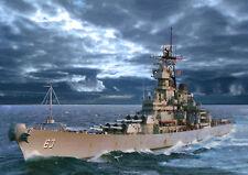 USS Missouri-mano acabado, Edición Limitada (25)