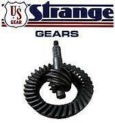 FORD 8 INCH DIFF GEARS 4.11:1 RATIO US GEAR BY STRANGE (MADE IN THE USA)