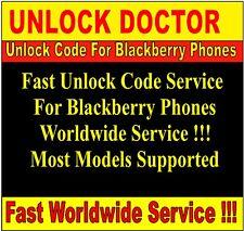 Unlock code  for Blackberry 9900 9780 9800 9700 9360 8520 9300 9860 9790