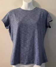 Women's Columbia T-Shirt Short Sleeve Size Large Blue
