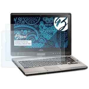Bruni 2x Écran protecteur pour Fujitsu Lifebook T902 Protecteur d'écran