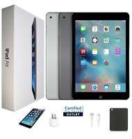 iPad Air Bundle 16/32/64/128GB Gray/Silver Unlocked/Sprint/Verizon/AT&T/T-Mobile