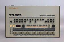 Vintage ROLAND TR-909 Rhythm Composer Drum Machine in Very Good Condition