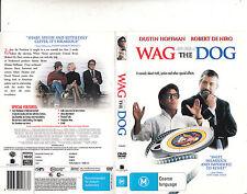 Wag The Dog-1997-Dustin Hoffman-Movie-DVD