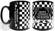 Tim Burton Danny Elfman JAPAN Movie Concert Mug Cup Nightmare Before Christmas