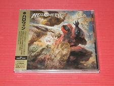 4BT 2021 HELLOWEEN Helloween JAPAN CD
