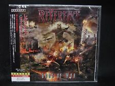 REVERENCE Gods Of War + 1 JAPAN CD Avatar Savatage Crimson Glory Tokyo Blade Rio