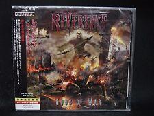 REVERENCE Gods Of War + 1 JAPAN CD Avatar Savatage Crimson Glory Tokyo Blade Rio