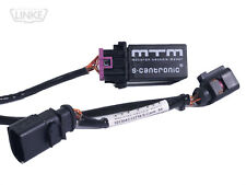 MTM S-cantronic Sound MODULO VW GOLF 7 GTD VII ASS 2.0tdi Motor Sound Package